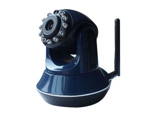 hotsale!Wireless CCTV IP camera with P2P technology Support Iphone and Android mobile video reviewing(HI8801-HD)