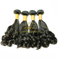 FMT 2016 latest product high grade 9A natural black Peruvian Fumi wave aliexpress hair extensions