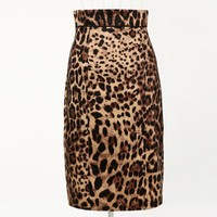 online wholesale manufacturer women maxi leopard printing pencil skirts