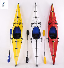 Folded Kayak Boats Easy Installed Portable Canoe