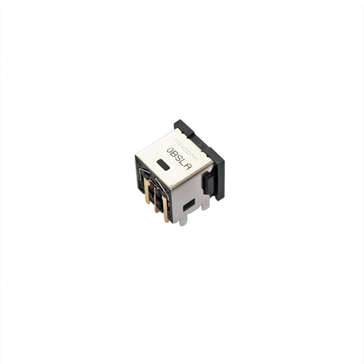 GinTai DC Power Jack Charging Port Socket Connector Replacement for MSI Compatible with WT72 6QK 6QM 6QL 6QI 2OM
