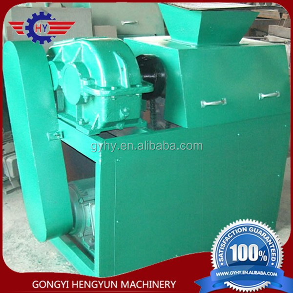 double roller zinc sulphate monohydrate granular fertilizer making machine