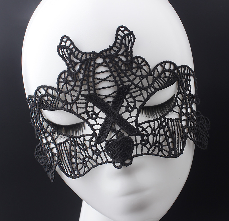 Alibaba express Ms. Sexy lace ball mask
