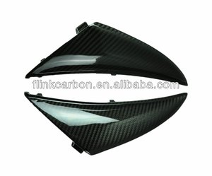 carbon fibre motorcycle for Yamaha R1 09-11 side panel of front fairing