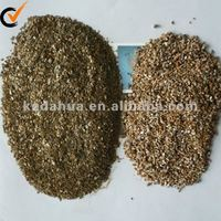 Raw and expanded vermiculite(silver)