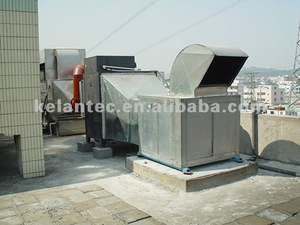 Restaurant Exhaust and Smoke Control Equipment