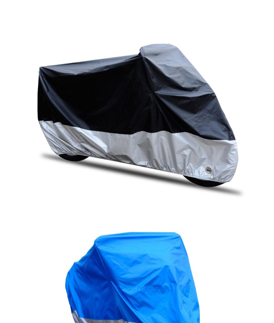 245 X140 CM Motorcycle Waterproof Motorbike Rain Bike Cover Bag Green ANTI DUST