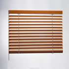 50mm slat Manual Chain Wooden PVC Aluminum Venetian Blinds