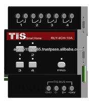 Relay Module 4 Channels 10 Amps