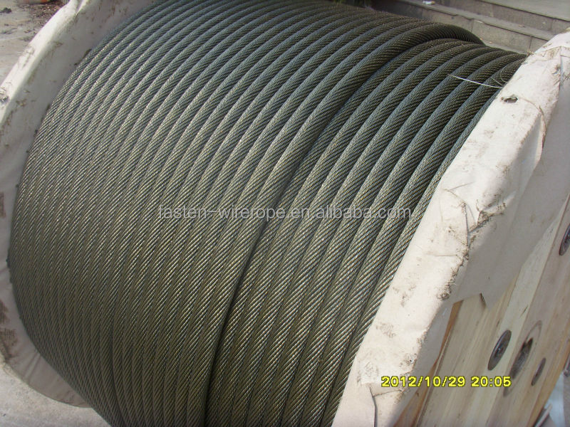 Non-rotating Steel Wire Rope - Buy Non-rotating Steel Wire Rope ...