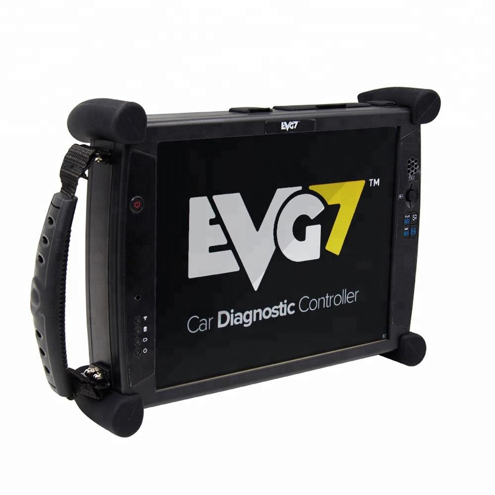 EVG7 DL46 자동차 진단 태블릿 PC 500GB HHD 및 4GB DDR