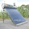 Unpressurized Thermal Solar Water Heater Stainless steel Tank and Bracket