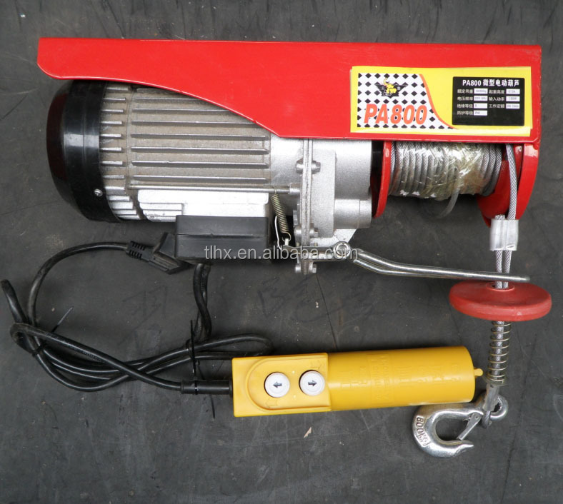 Small Electric Winch Mini Hoist With 220v Buy Electric