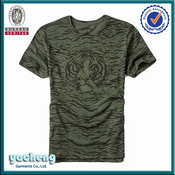 2014 OEM factory with best price high quality men's stlye 60% cotton 40% polyester t-shirts graduation t shirt designs