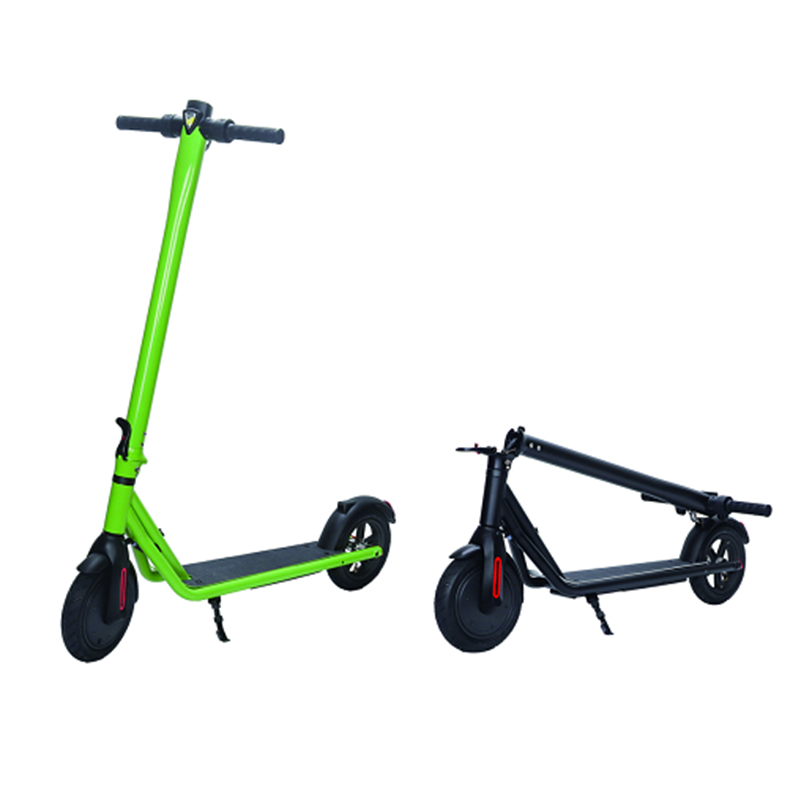 2019 Most Powerful 100% Full Foldable Q1 Electric Scooter