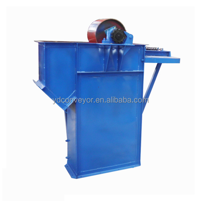 2018 Competitive price sand hopper lifting machine
