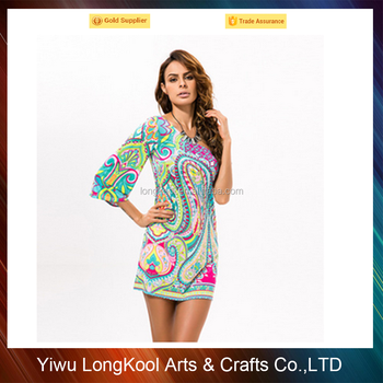 e96c16401a55 2017 vendita Calda tradizionale disegno del vestito colorato vestito da  partito da sera abiti tradizionali