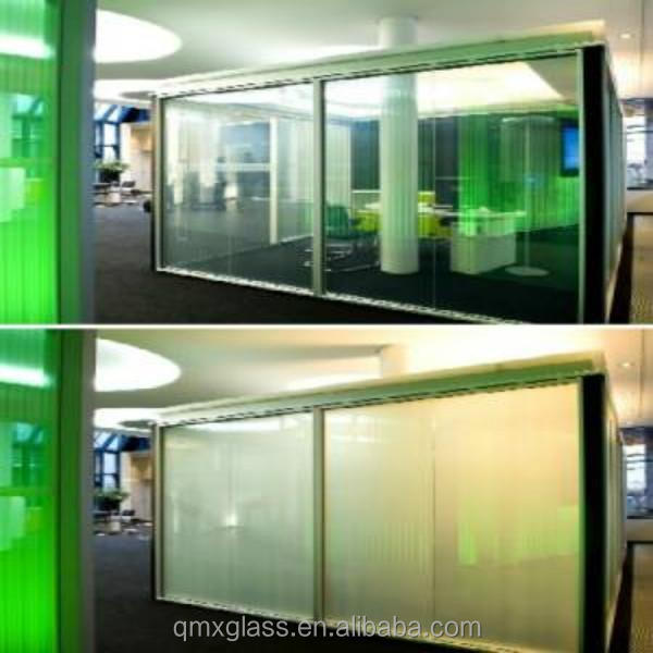 Switchable electric smart film magic <strong>glass</strong>, PDLC self adhesive smart <strong>glass</strong> film