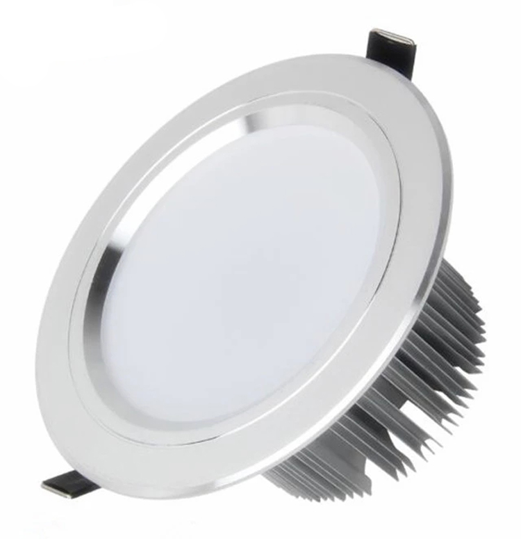 Dimmable 7 w 10 w 15 w 30 วัตต์ Trimless ลง Cob Led Downlight
