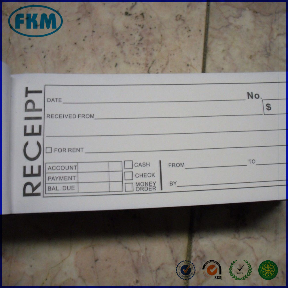 Rent Receipt Book, Rent Receipt Book Suppliers and Manufacturers at ...