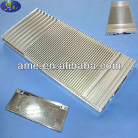 Aluminum Extrusion Cylindrical Heat Sink