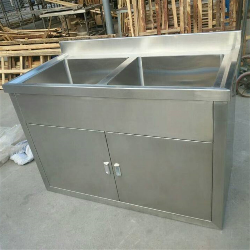 Handmade Commercial Outdoor Kitchen Stainless Steel Industrial Sink Cabinets Buy Industri Sink Kabinet Stainless Steel Sink Kabinet Murah Kitchen Sink Lemari Product On Alibaba Com
