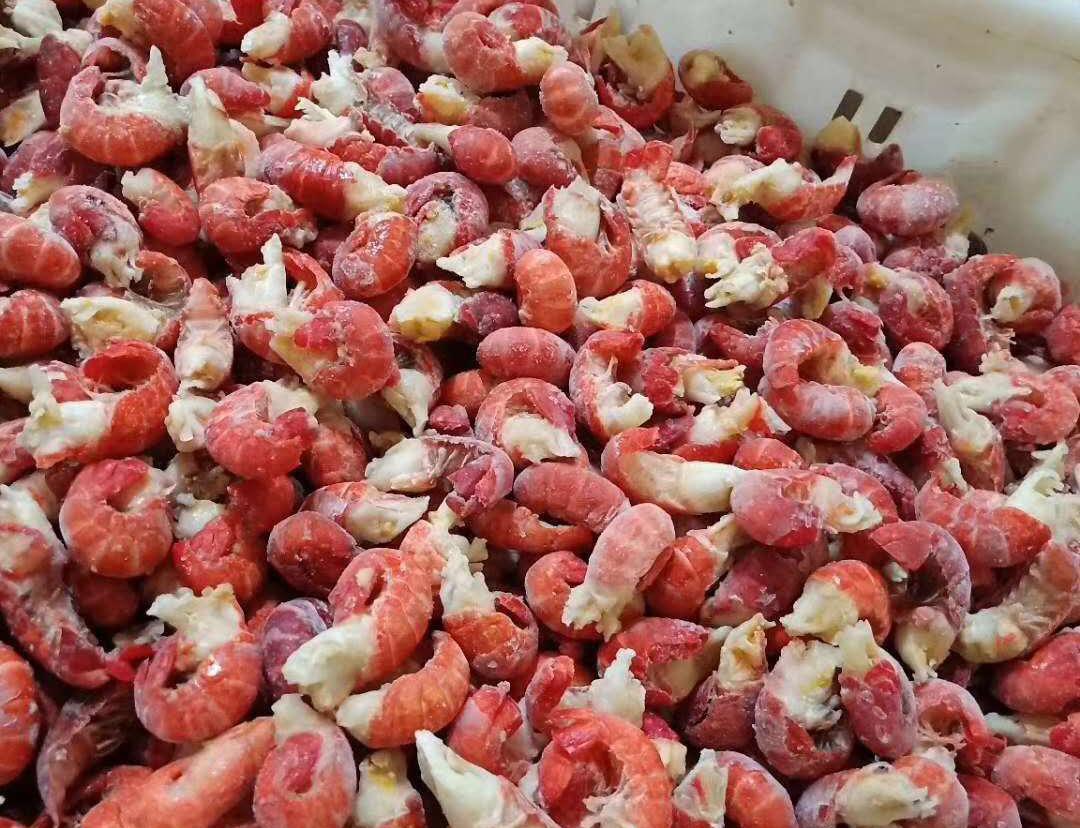 shrimp glaze machin
