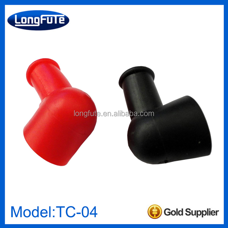 Pvc Cable Terminal Battery Caps/ Wire Battery End Covers/ Plastic ...