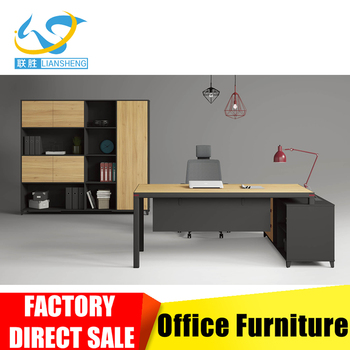 new designs modern furniture low price mdf used standing office