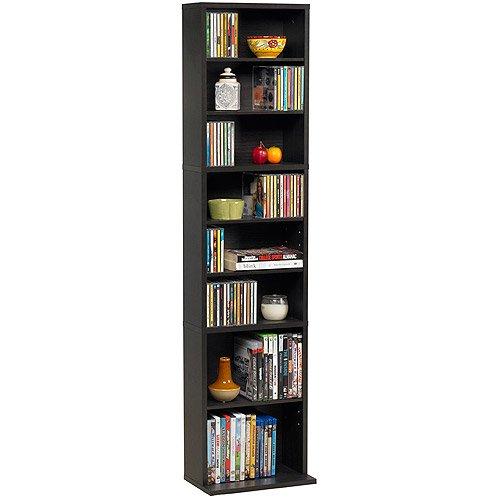 Summit Media Storage Cabinet, Espresso