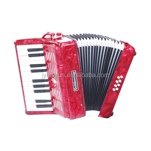 22 Keys 8 Bass Student Piano Accordion JH2000