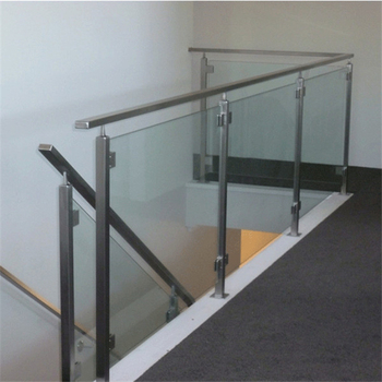 Stainless Steel Stair Baer Tempered Laminated Gl Railing Price India