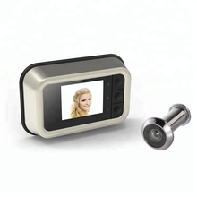 Video Peephole Digital Door Viewer with LCD Screen Zoom function