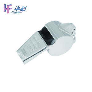 Professional custom engraving metal whistle as promotion gifts