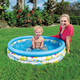 Bestway 51008 Coral Kids Pool 102x25cm Swimming Pool for kids