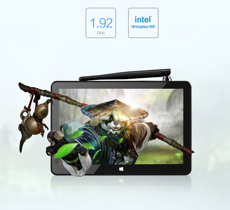 Built-in 10000mAh Battery X12 Intel Z8350 4gb 64gb portable monitor tablet touch screen desktop computer