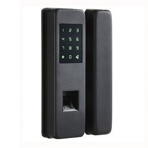 China product Surface Mounted Maglock Biometric Fingerprint Door Entry Intelligent Lock Management Systems
