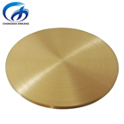 Gold sputter target 99.99% Au/gold sputtering target with high quality