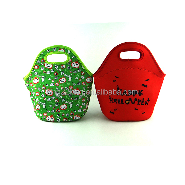 Insulated Type and Food Use Neoprene Lunch Bags Cooler Insulation