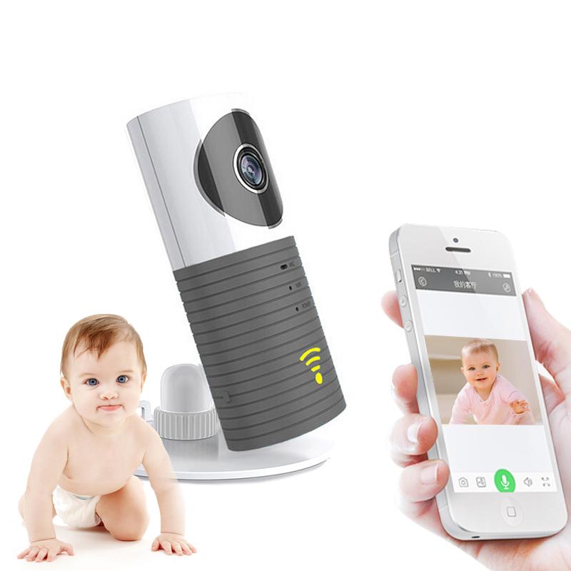 Hot Wireless Baby Monitor Mini Ip Wifi Camera Baby