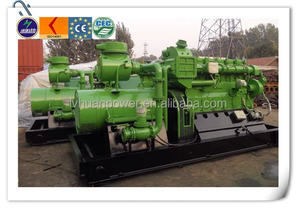 Environment friendly AC Three Phase power generator natural gas