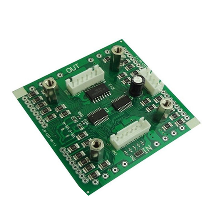 Smart Electronics pcba board,pcb manufacturer,high quality audio receiver pcb board