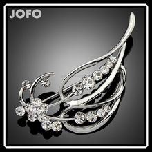Latest Fashion Cheap Wedding Brooches Hijab Pin Wholesale Bulk DRJ0264