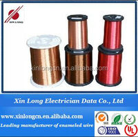 UEW200 UL Recognized copper winding wire and price for India market