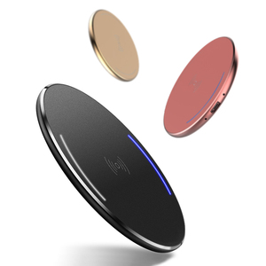 Standard Qi Universal Wireless Charger Receiver Charging Adapter USB for iPhone and android