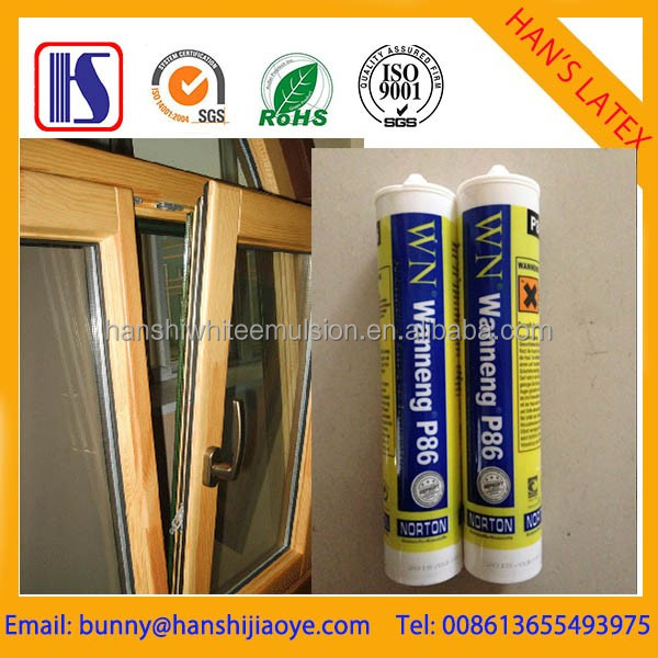Han's Factory Directly factory price Decoration Adhesive Silicone Sealant Glass sealant