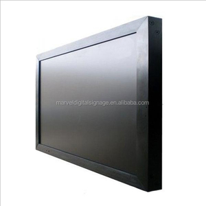 42 inch cctv video monitor with lcd media player monitor