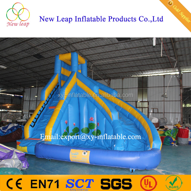 inflatable water park slide little kids jumping castles water slides supplier