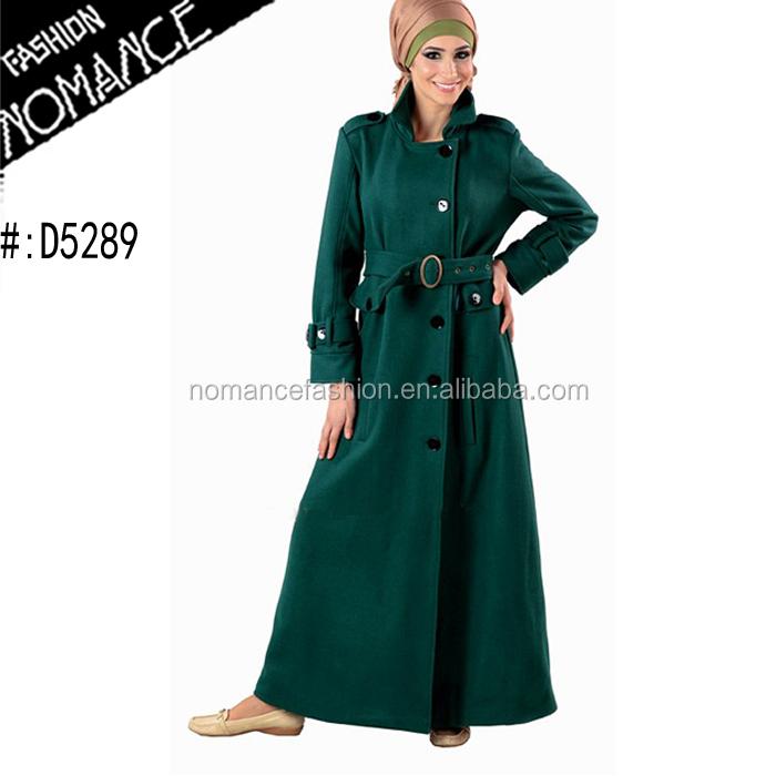 269b4fecfd4987 Turkish Coat Style Dress Abaya Islamic Abaya Clothing - Buy Coat ...