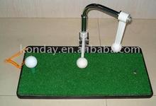 Golf Swing Mat and Drive Range